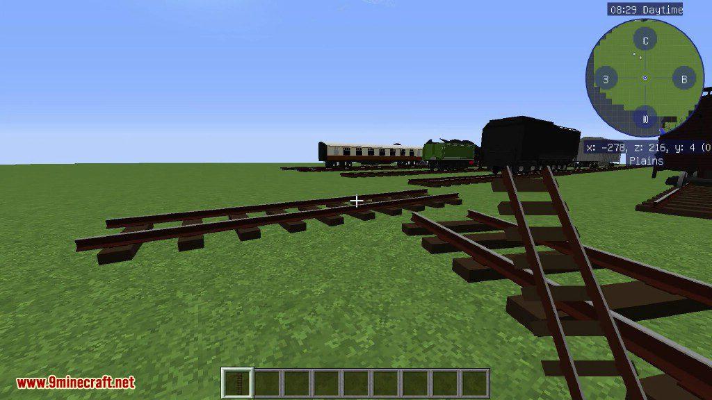 Immersive Railroading Mod Screenshots 17