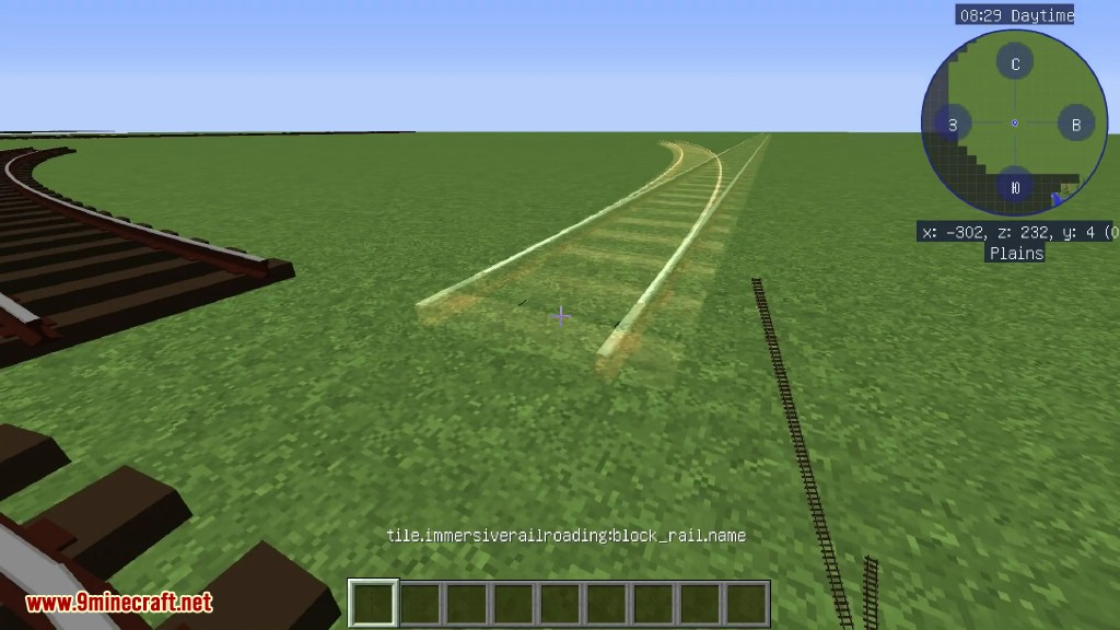 Immersive Railroading