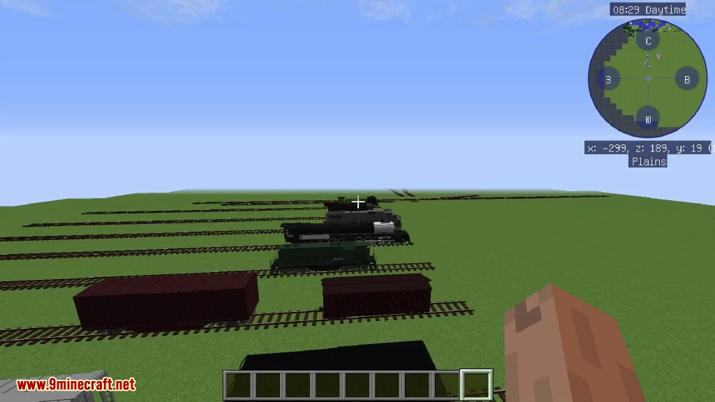 Immersive Railroading Mod Screenshots 20