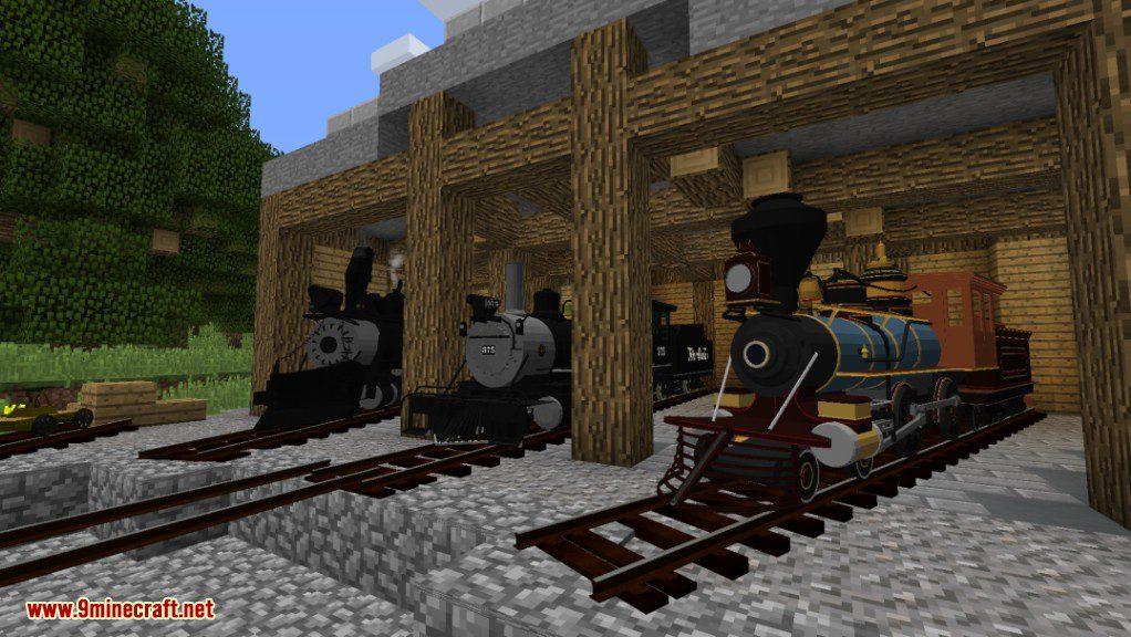 Immersive Railroading Mod Screenshots 22
