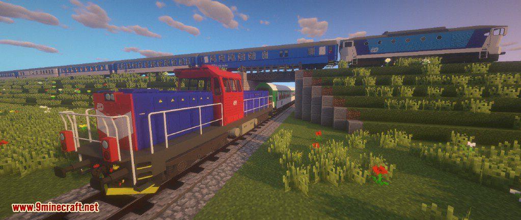 Immersive Railroading Mod Screenshots 23