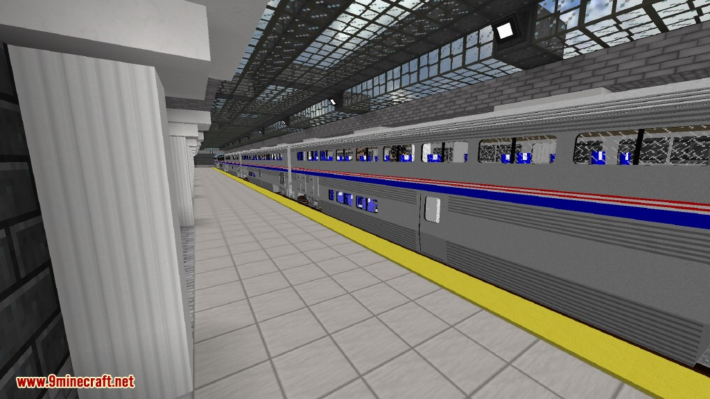 Immersive Railroading Mod Screenshots 24