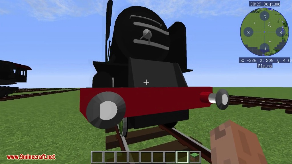 Immersive Railroading Mod Screenshots 3