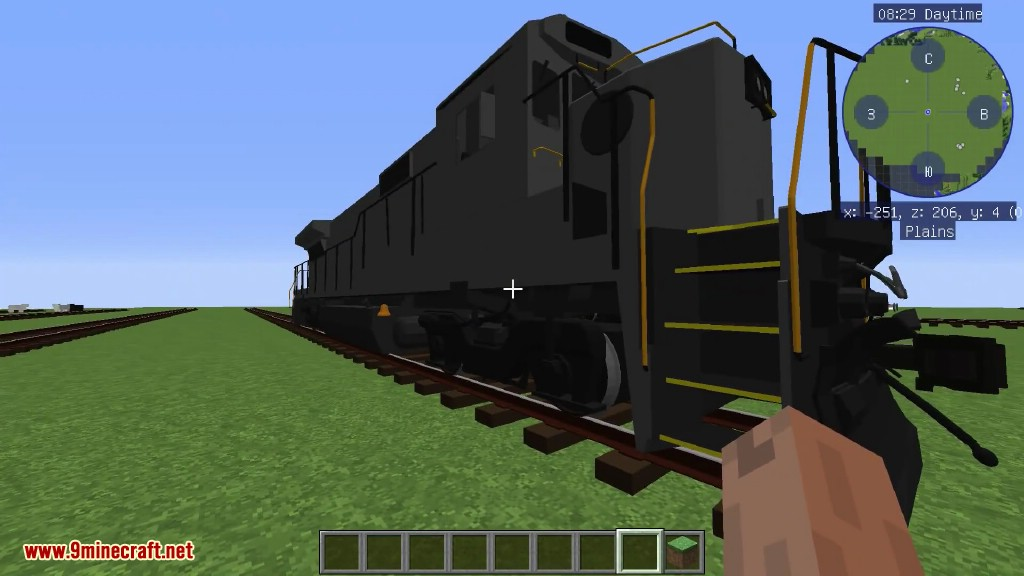 Immersive Railroading Mod Screenshots 6