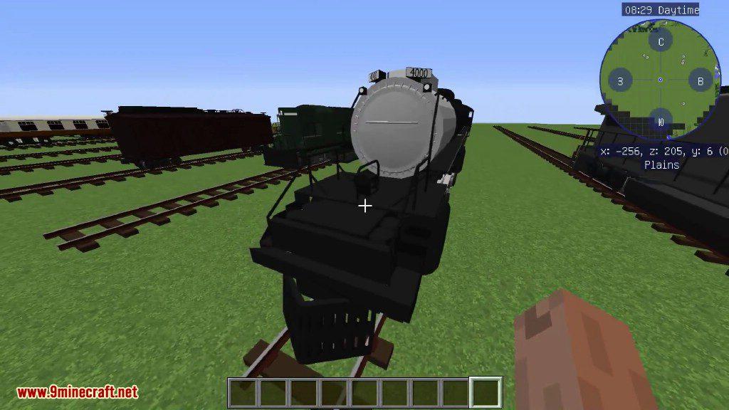Immersive Railroading Mod Screenshots 7