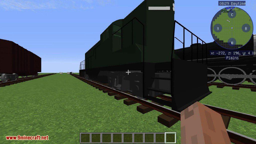 Immersive Railroading Mod Screenshots 8
