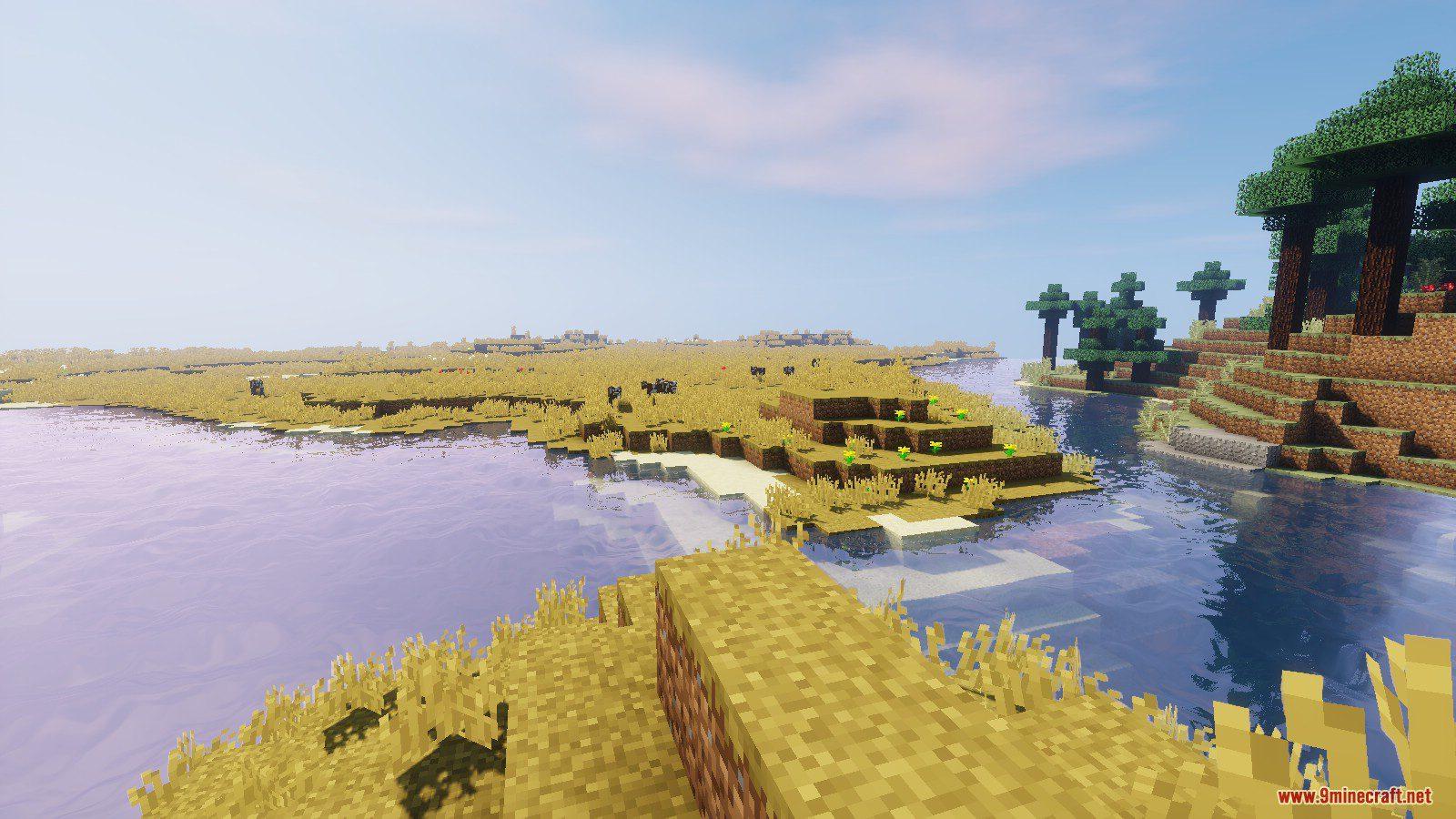 Land of the Sun Resource Pack Screenshots 1