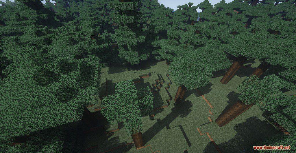 MauZi Realistic Resource Pack Screenshots 4