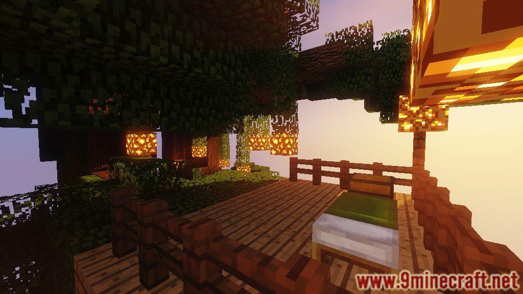 Mega Tree Survival Map Screenshots 1