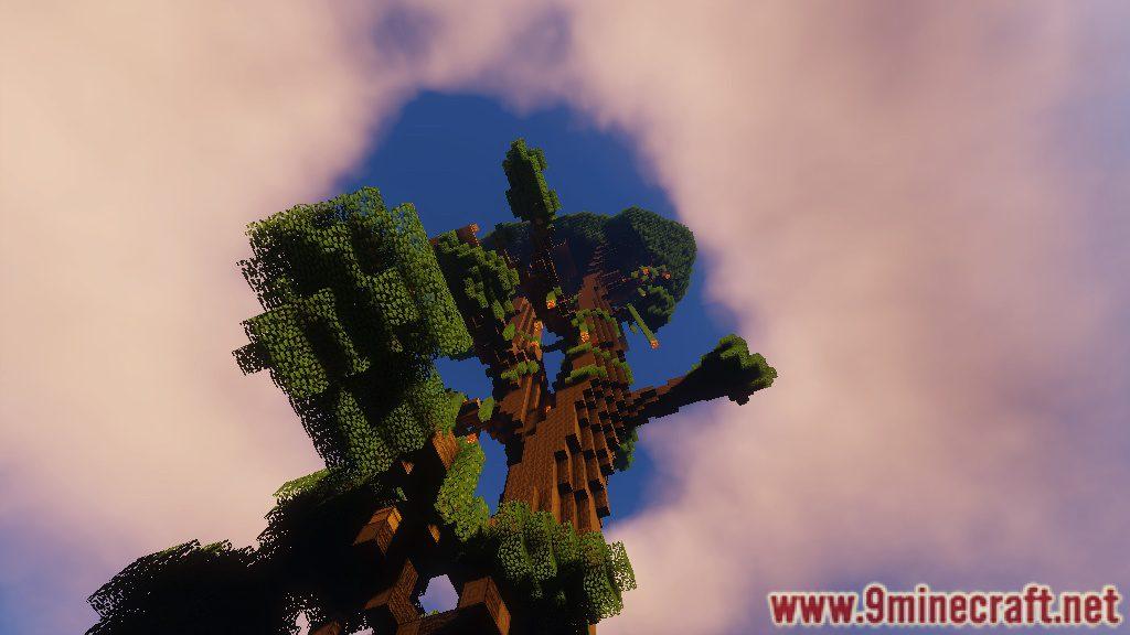 Mega Tree Survival Map Screenshots 4
