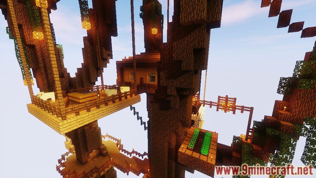 Mega Tree Survival Map Screenshots 5