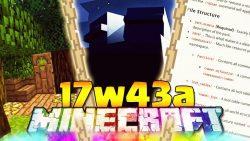Minecraft 1.13 Snapshot 17w43b