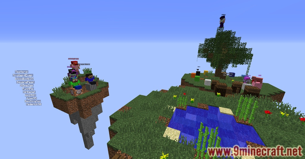 Mirage Wars Map Screenshots 2
