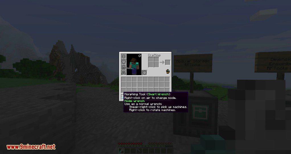 Morph-o-Tool Mod Screenshots 16