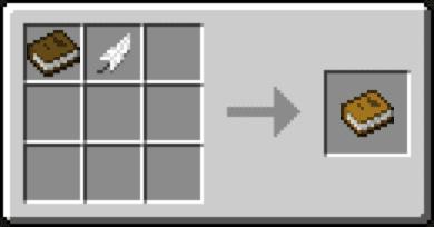 Mystcraft Mod Crafting Recipes 1