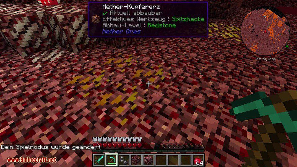 NetherOres Mod Screenshots 12
