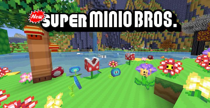 New Super Minio Bros Resource Pack