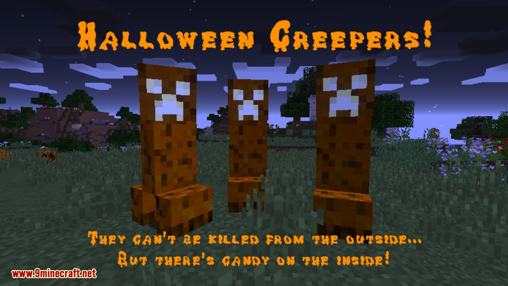 No-Holds-Barred Halloween Mod Features 4