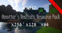 OmniJar's Realistic Resource Pack