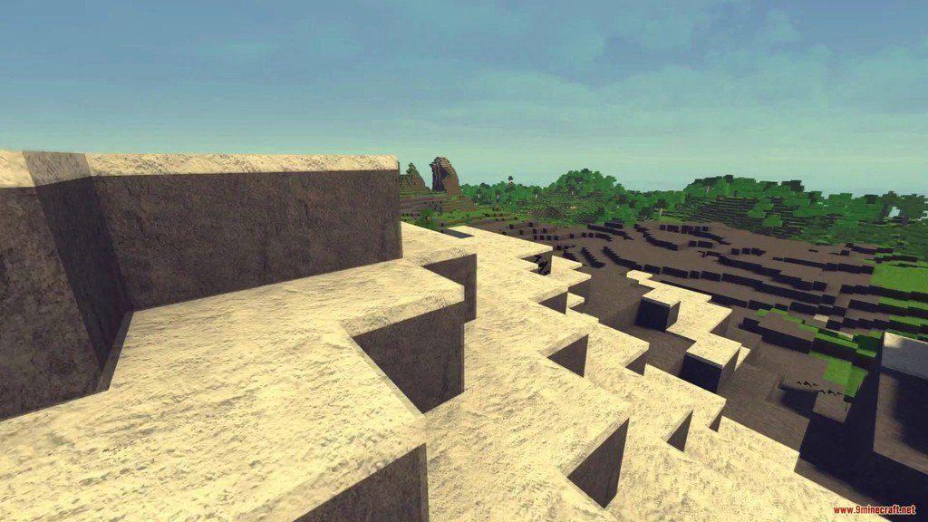 OmniJar's Realistic Resource Pack Screenshots 4