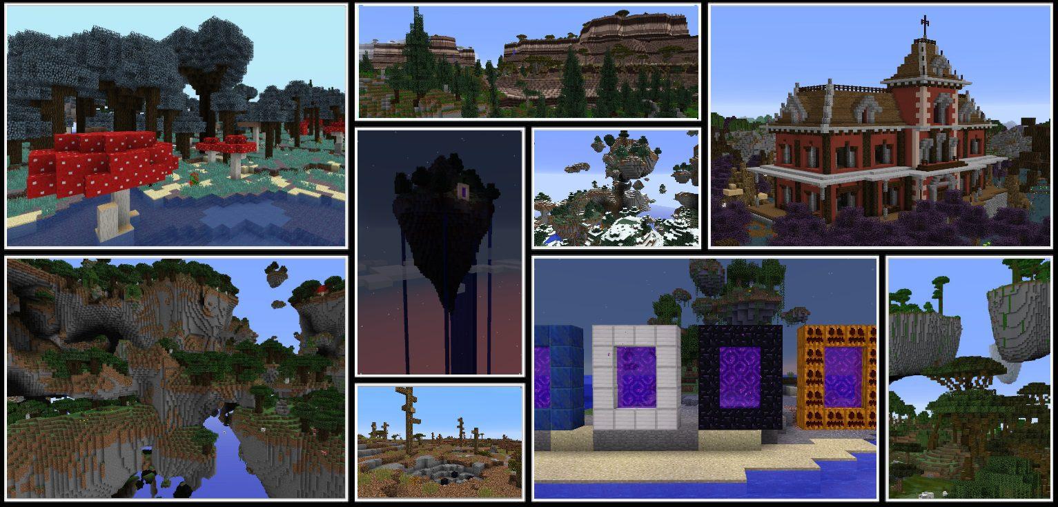 Open Terrain Generator Mod Screenshots 1