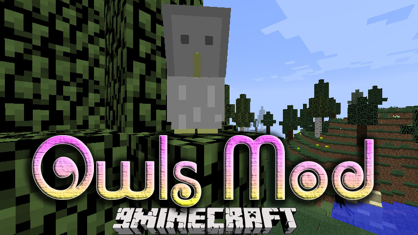 Owls Mod 1.12.2/1.12 (How to Tame Your Owl)
