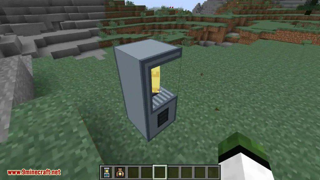 Pixels Mod Screenshots 2