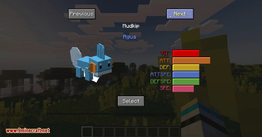 Pokécube Mobs Mod Screenshots 3