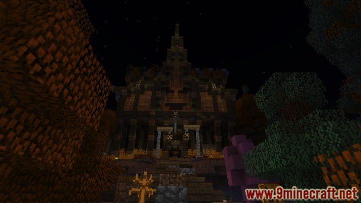 Pumpkin Party Map Screenshots 1