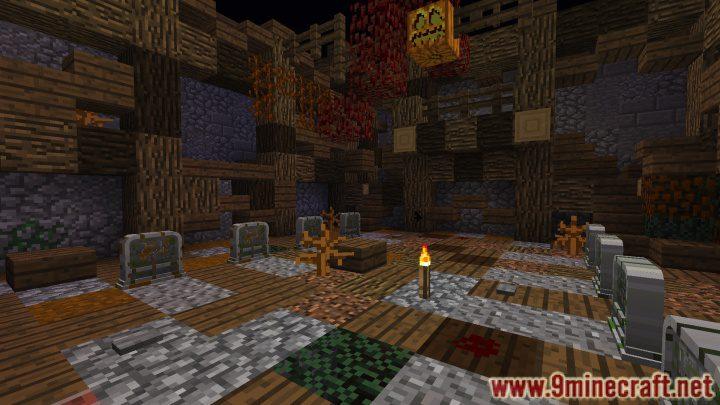 Pumpkin Party Map Screenshots 2