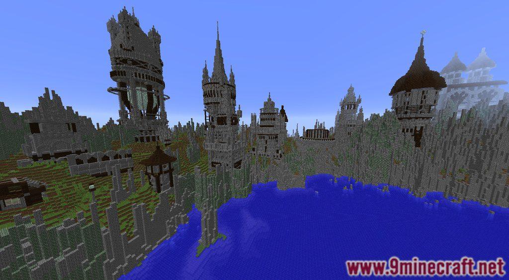 Raft Clash Map Screenshots 3