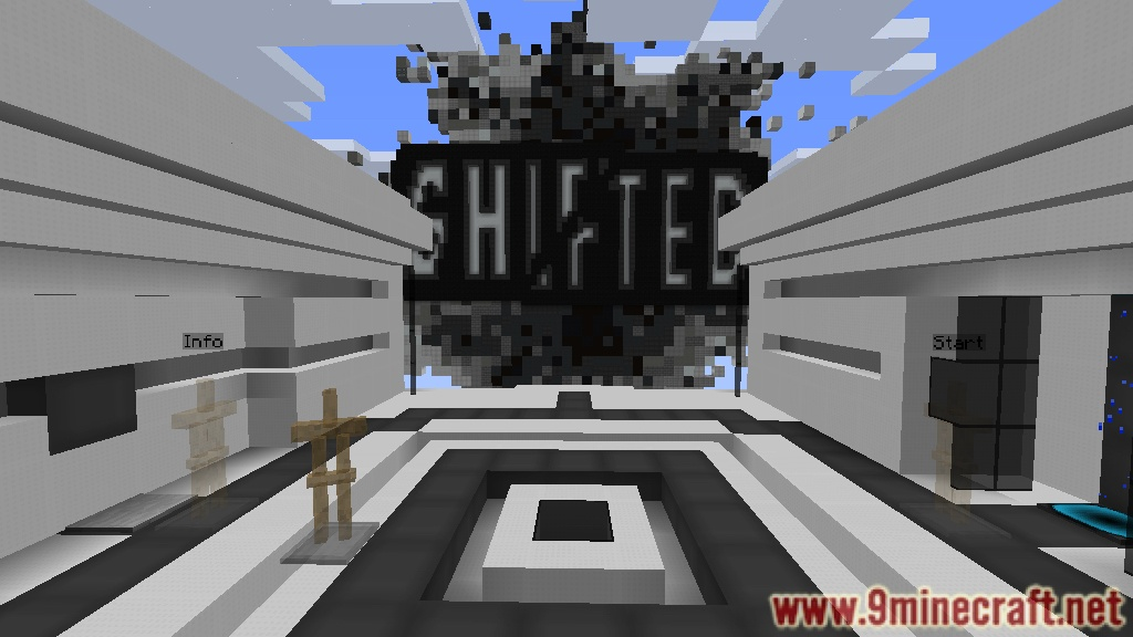 Shifted Parkour Map Screenshots 1
