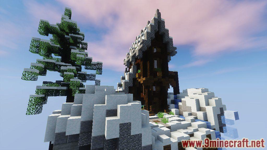 Snowland Map Screenshots 4