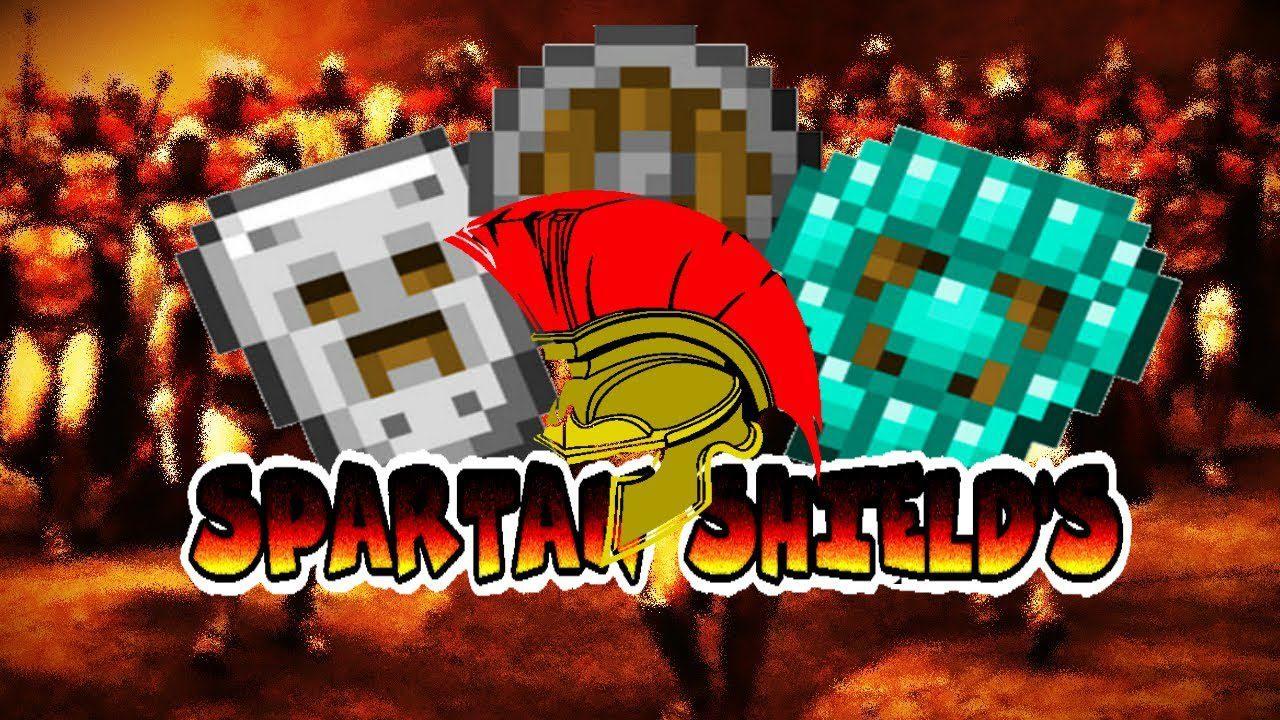 Spartan Shields Mod Logo