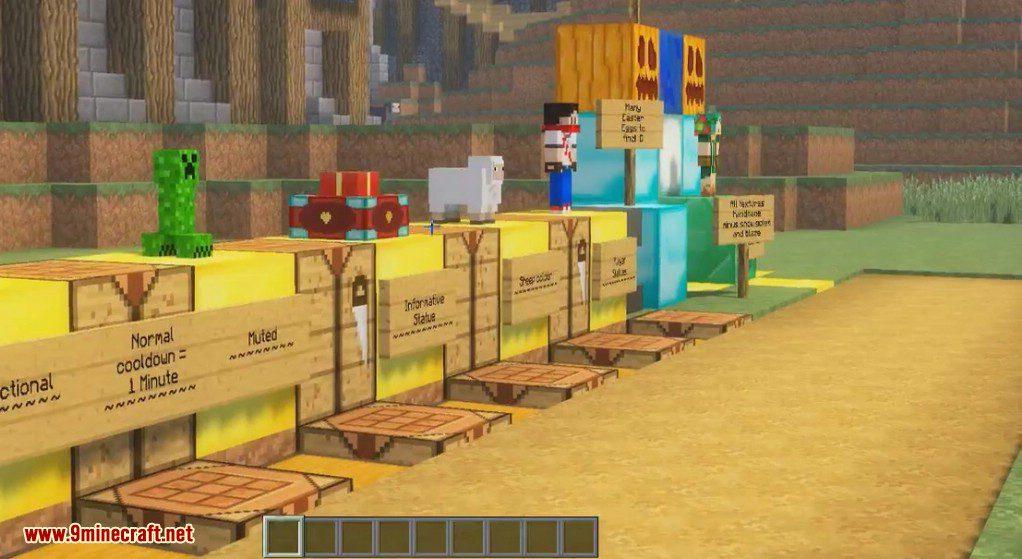 Statues Mod Screenshots 1