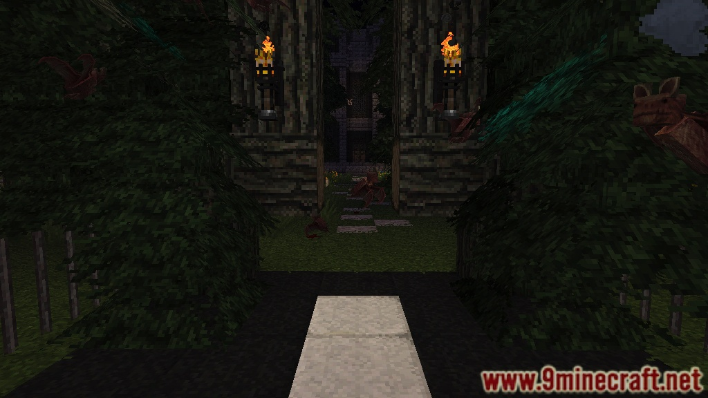 Unending Nightmare Map Screenshots 1