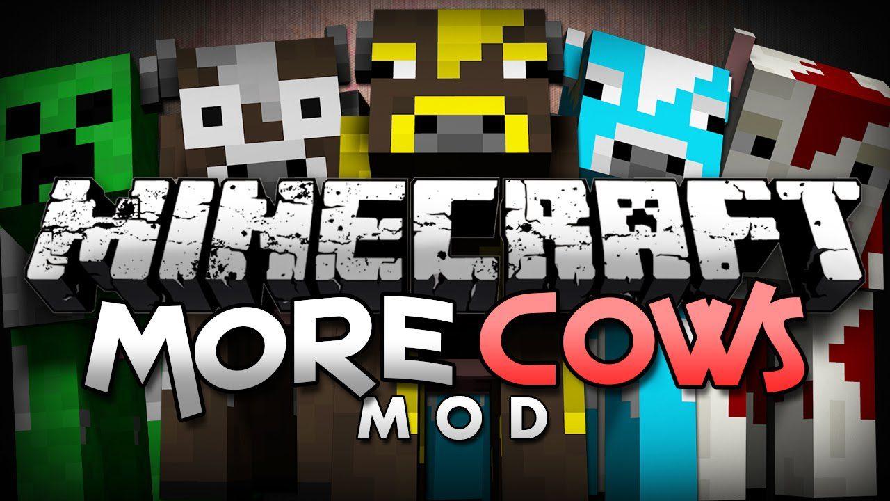 Useful Cows Mod