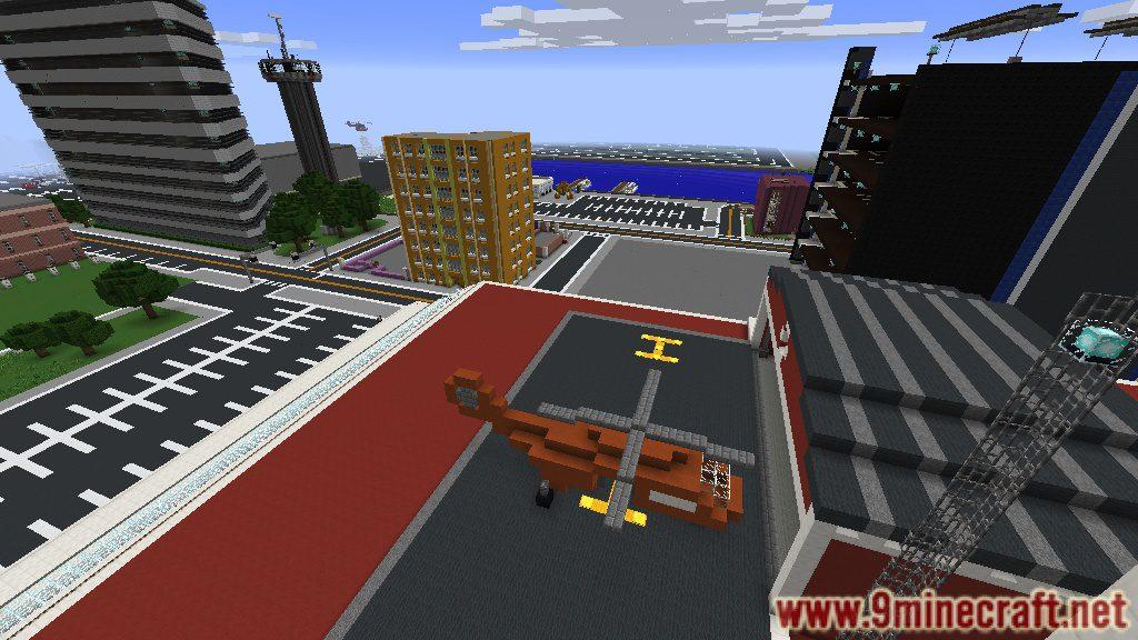 Waterton Map Screenshots 2