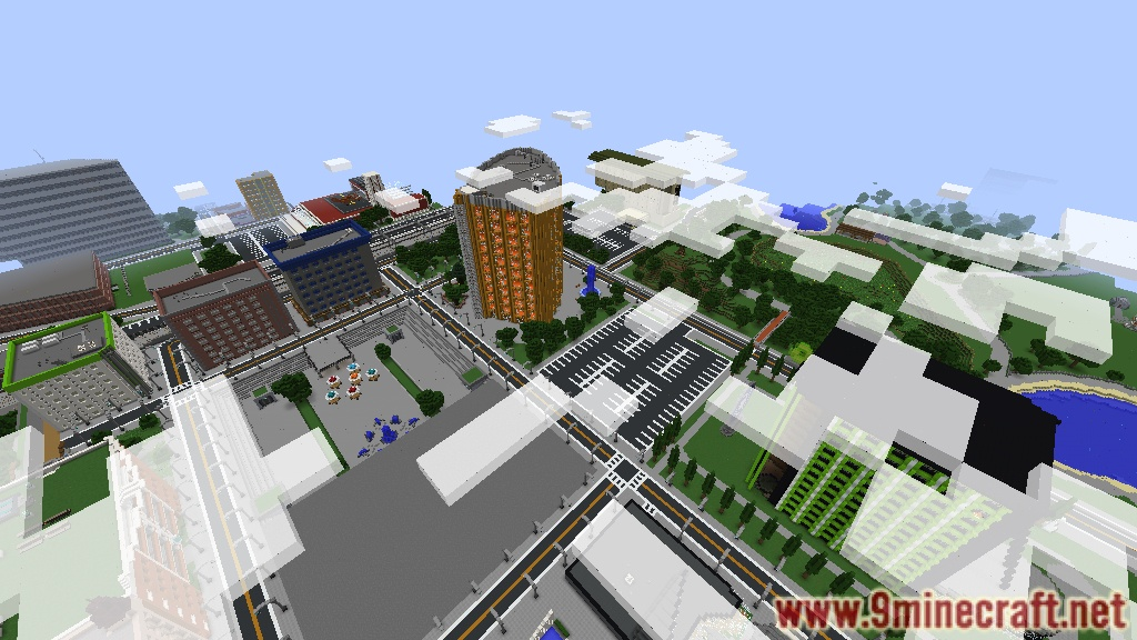 Waterton Map Screenshots 6