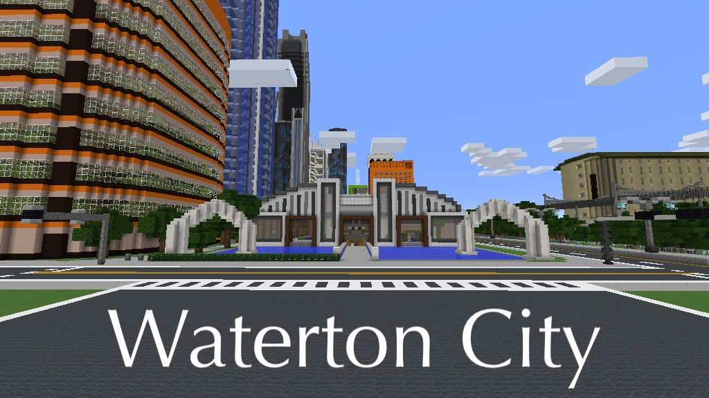Waterton Map Thumbnail
