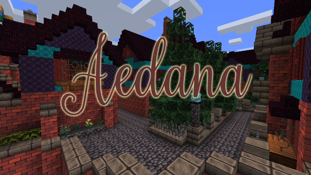 Aedana Resource Pack Thumbnail