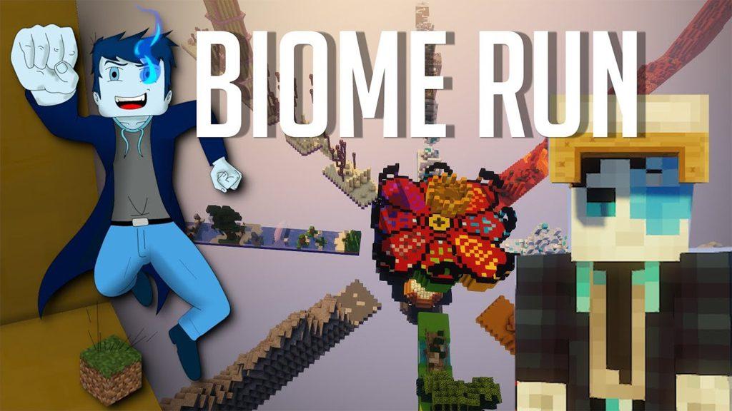 Biome Run Map Thumbnail