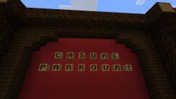 Casual Parkour Map Thumbnail