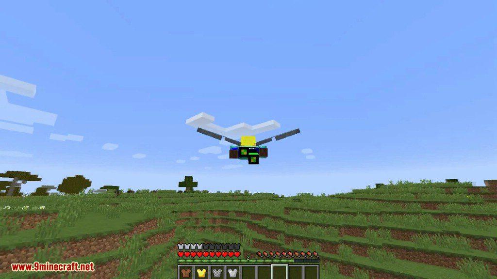 Colytra Mod Screenshots 3