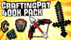 CraftingPat 400k PvP Resource Pack