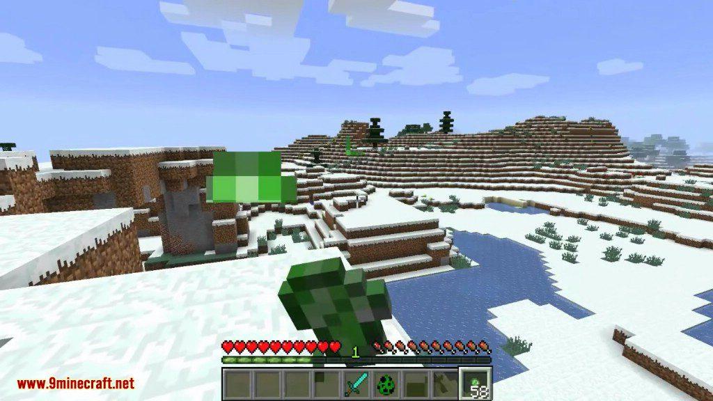 Creeper Nuggets Mod Screenshots 3