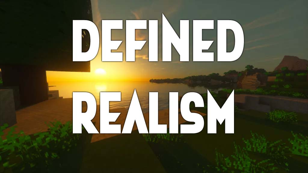 Defined Realism Resource Pack Thumbnail