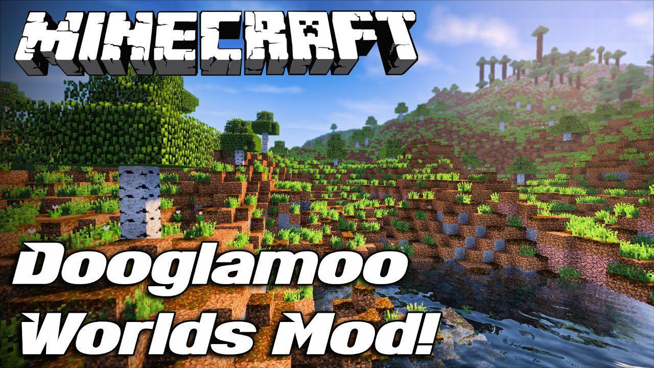 Dooglamoo Worlds Mod 1.12.2/1.12