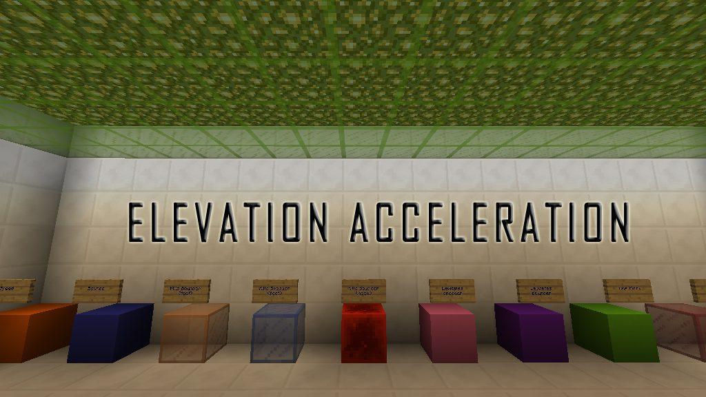 Elevation Acceleration 3 Map Thumbnail