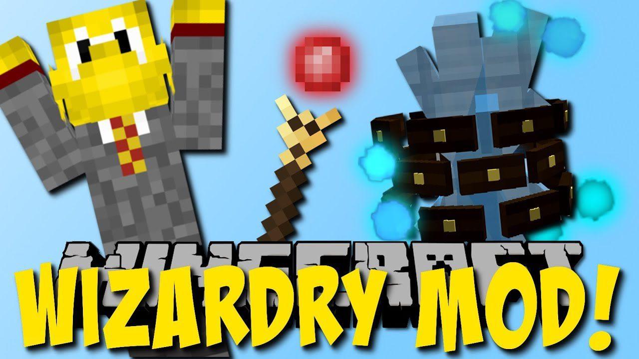 Escapee's Wizardry Mod